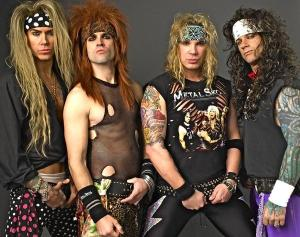 Steel Panther Official Band picture
